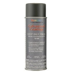 Seymour 16-1445Cold Galv Spray Paint