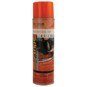 Seymour 20-657 Stripe Solvent Base Marking Paint (Fluorescent Orange)