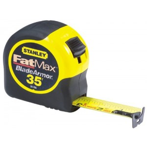 Stanley 33-735 35-Feet-by-1-1/4-Inch FatMax Tape Measure