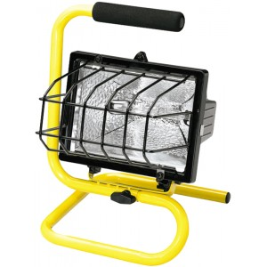 Quartz Halogen Portable Work Light - 500W 46005N