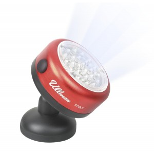 Ullman Devices (ULLRT2LT) Rotating Magnetic LED Work Light