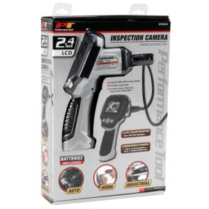 "Performance Tool W50045 2.4"" LCD Inspection Camera"