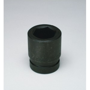 "Wright 1"" Drive SAE 6 Pt. Impact Socket Standard Depth"