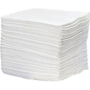 CEP-EP100 Oil Only Absorbent Sorbent Pads 100 Sheets