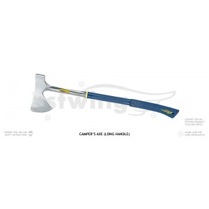 Estwing E45A Campers Axe Metal Handle