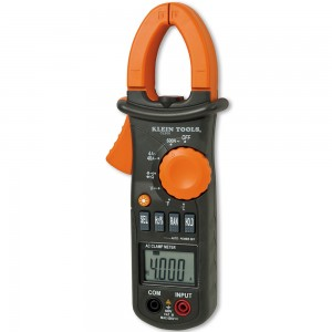 Klein CL200 600A AC Clamp Meter with Temperature