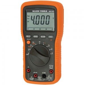 Electrician's MM1000 Multimeter