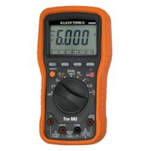 Electrician's MM6000 HVAC TRMS Multimeter