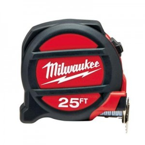 Milwaukee 48-22-5126 25' Non Magnetic Tape Measure