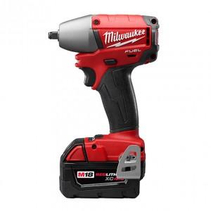 "Milwaukee 2654-22 Fuel 18v Lithium Brushless 3/8"" Impact Wrench XC Battery Kit"