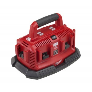 Milwaukee 48-59-1806 M18 Sequential Charger (6-Pack)