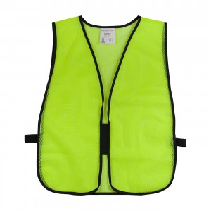 PIP Non-ANSI Mesh Safety Vest 300-0800LY