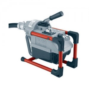 Ridgid 66492 115V Sectional Drain Cleaning Machine